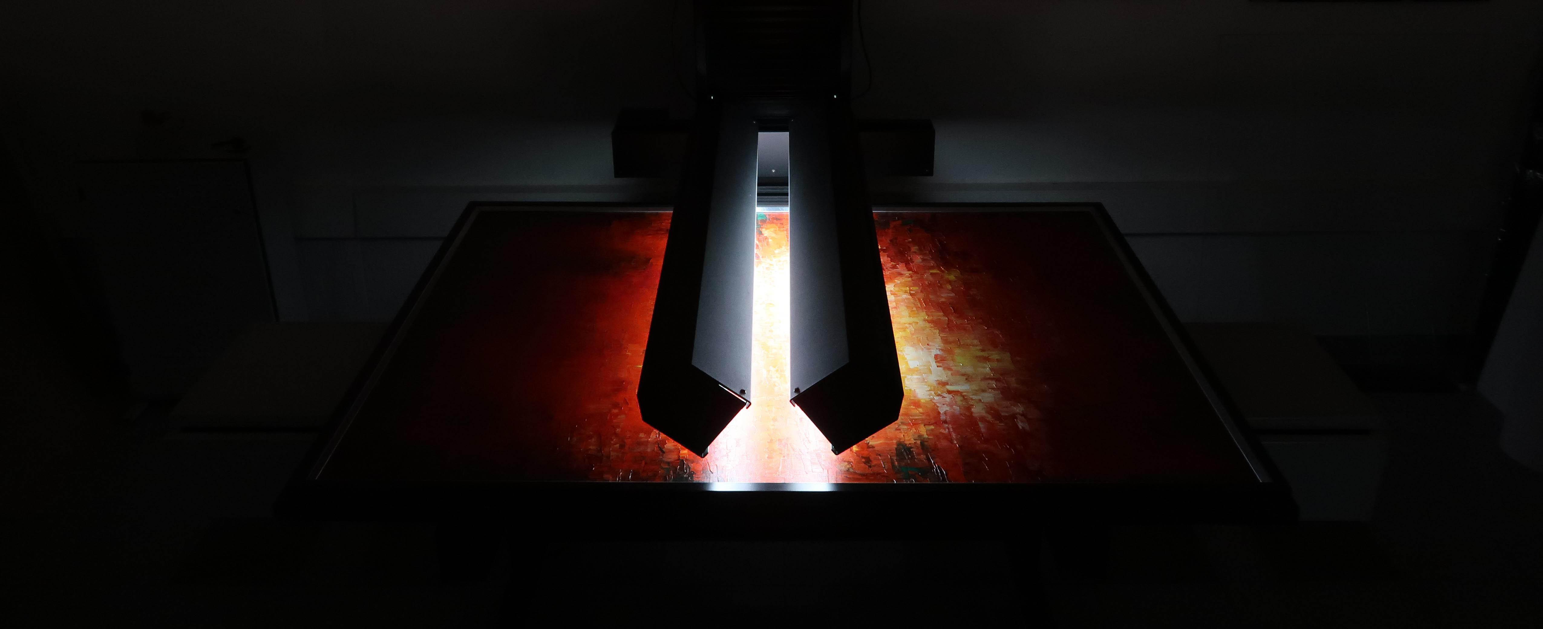 large format scanning fine art scan